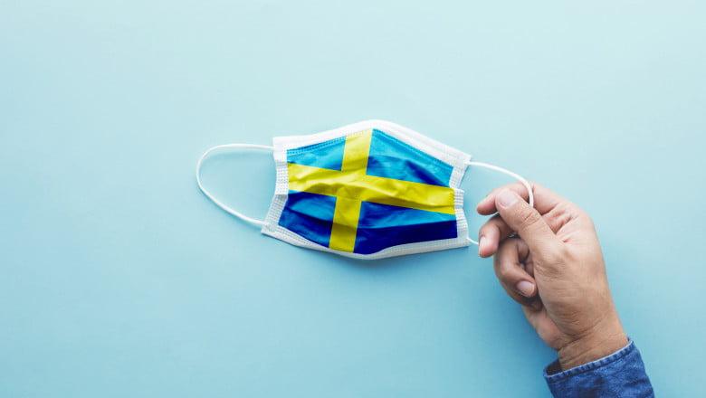 masca suedia