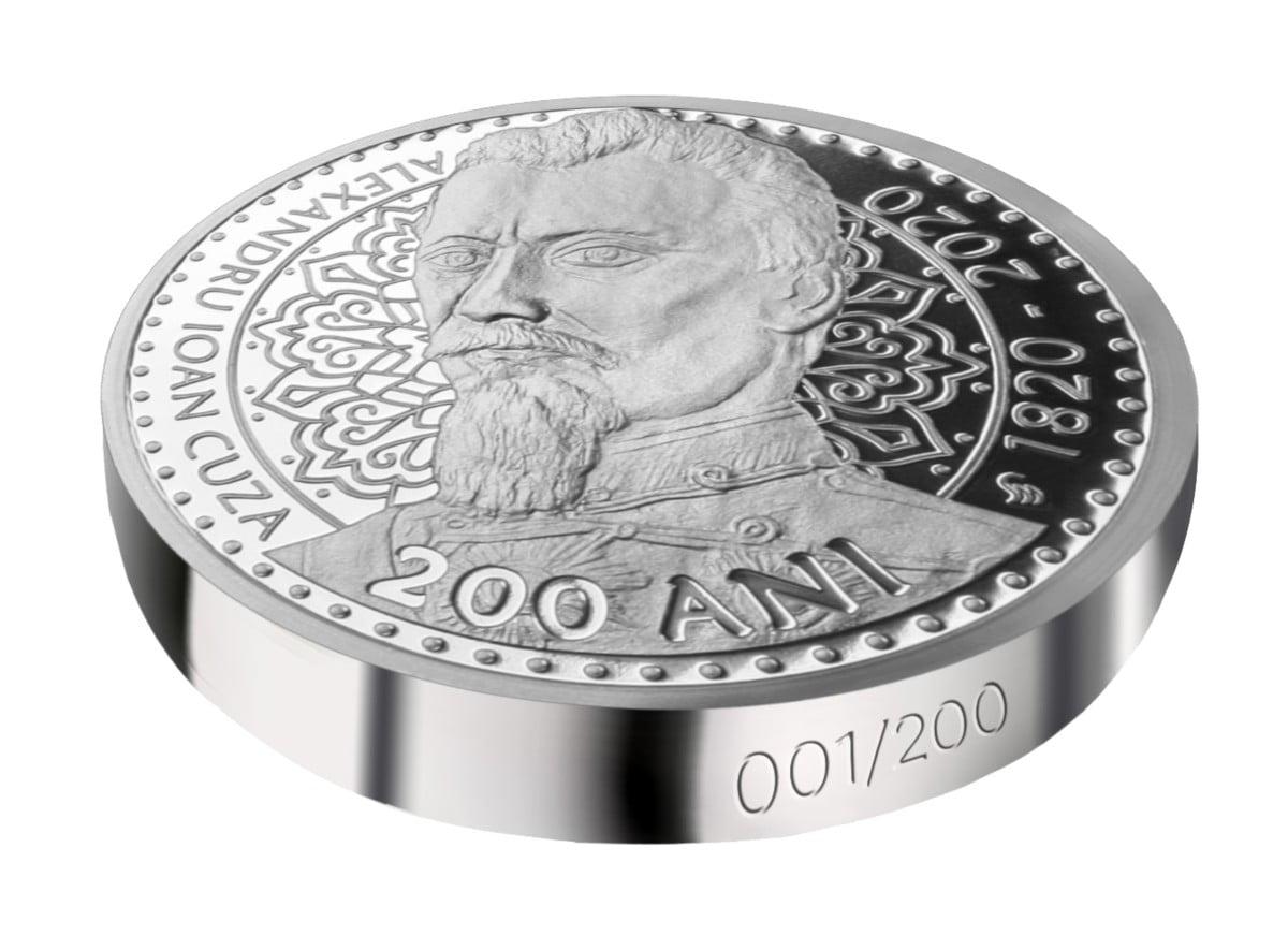 moneda cuza