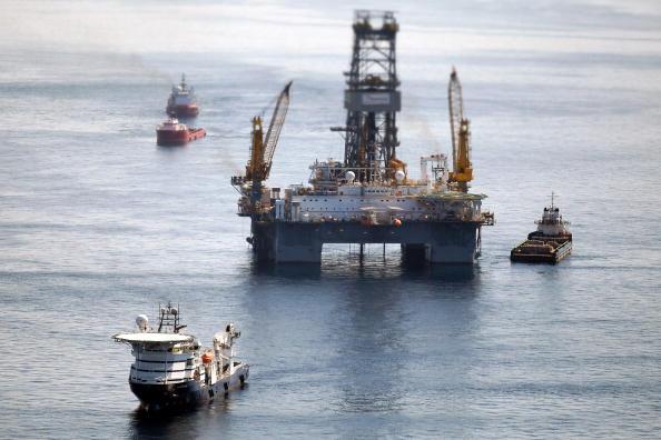 plaftorma offshore gaze marea neagra