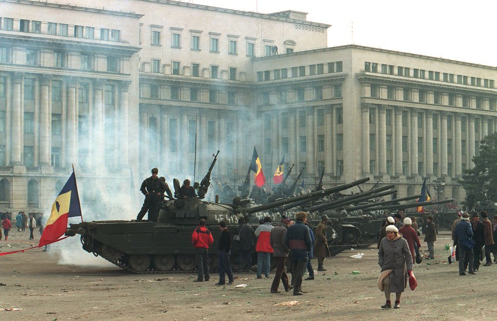 revolutie anticomunism