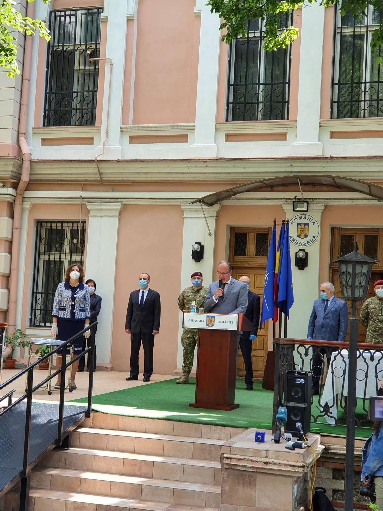 ambasada chisinau
