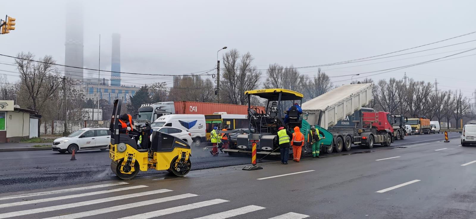 asfaltare strada Industriala 2