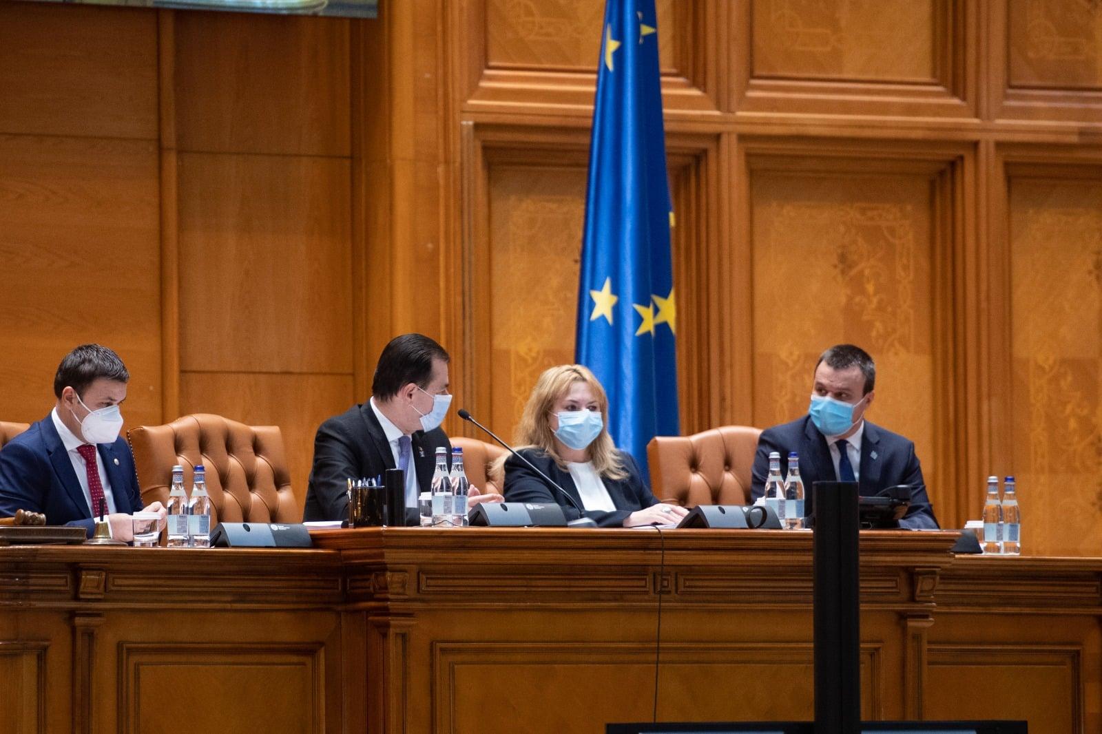 dragu orban parlament
