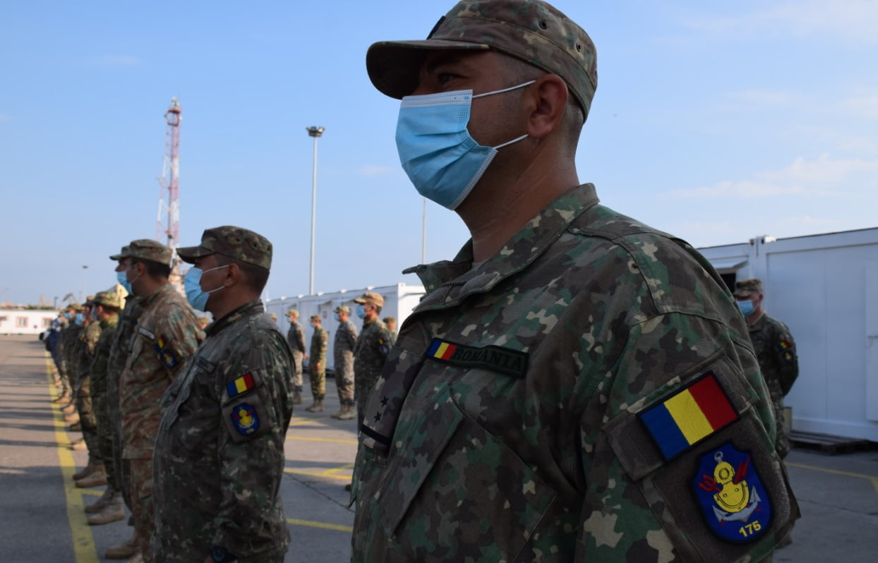 militar soldat naval