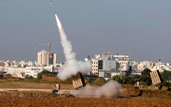 rachete israel