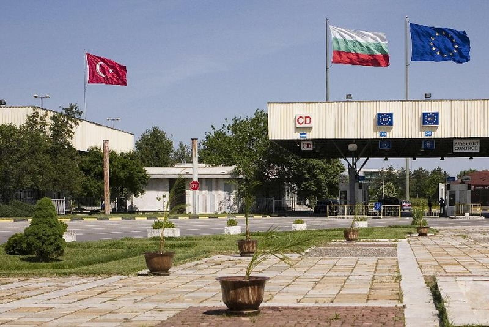 vama frontiera granita turcia bulgaria