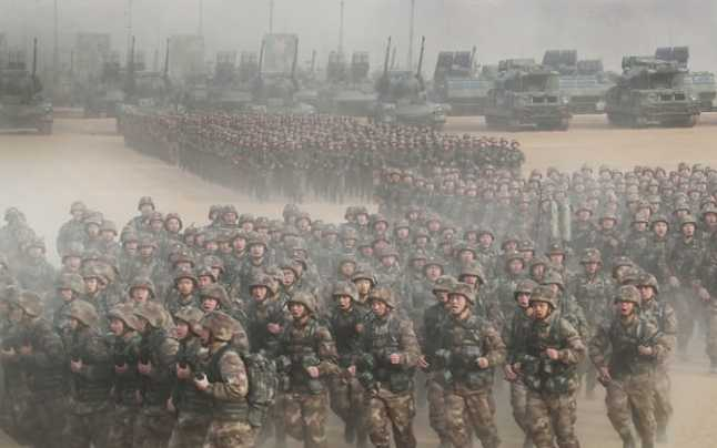 armata china
