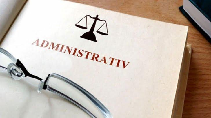 codul administrativ