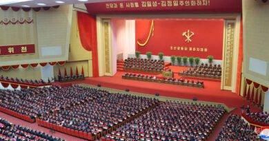 congres coreea phenian