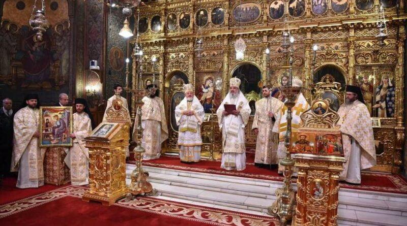 daniel biserica patriarhia