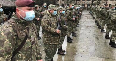 militari armata brigada 9 marasesti