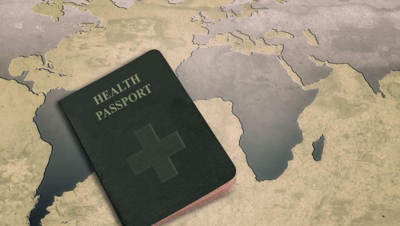 pasaport vaccin covid