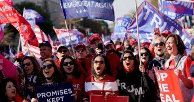protest proteste trump