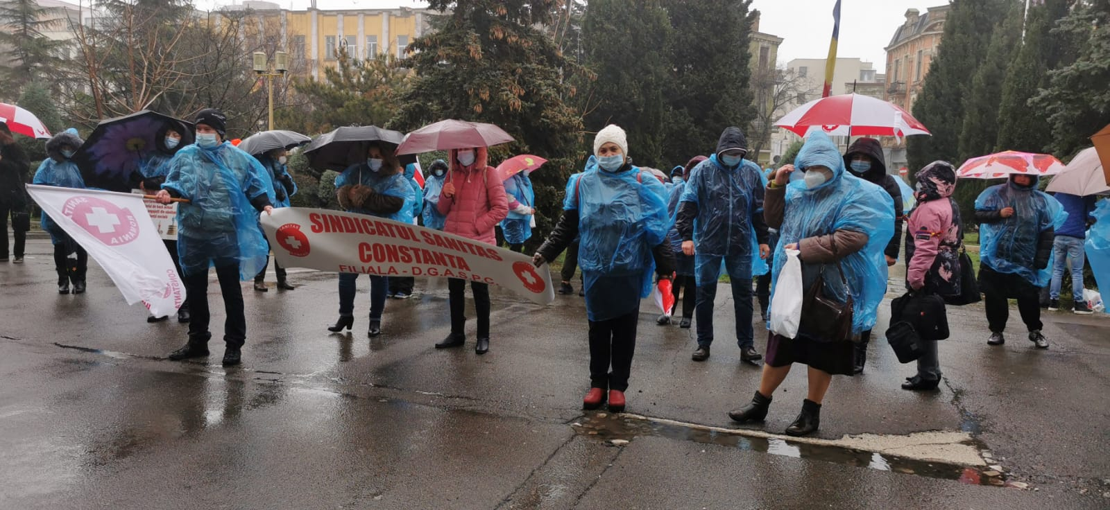protest sanitas 2
