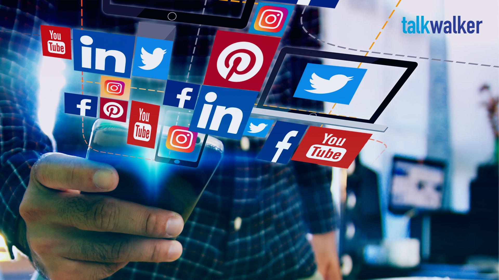 retele sociale media