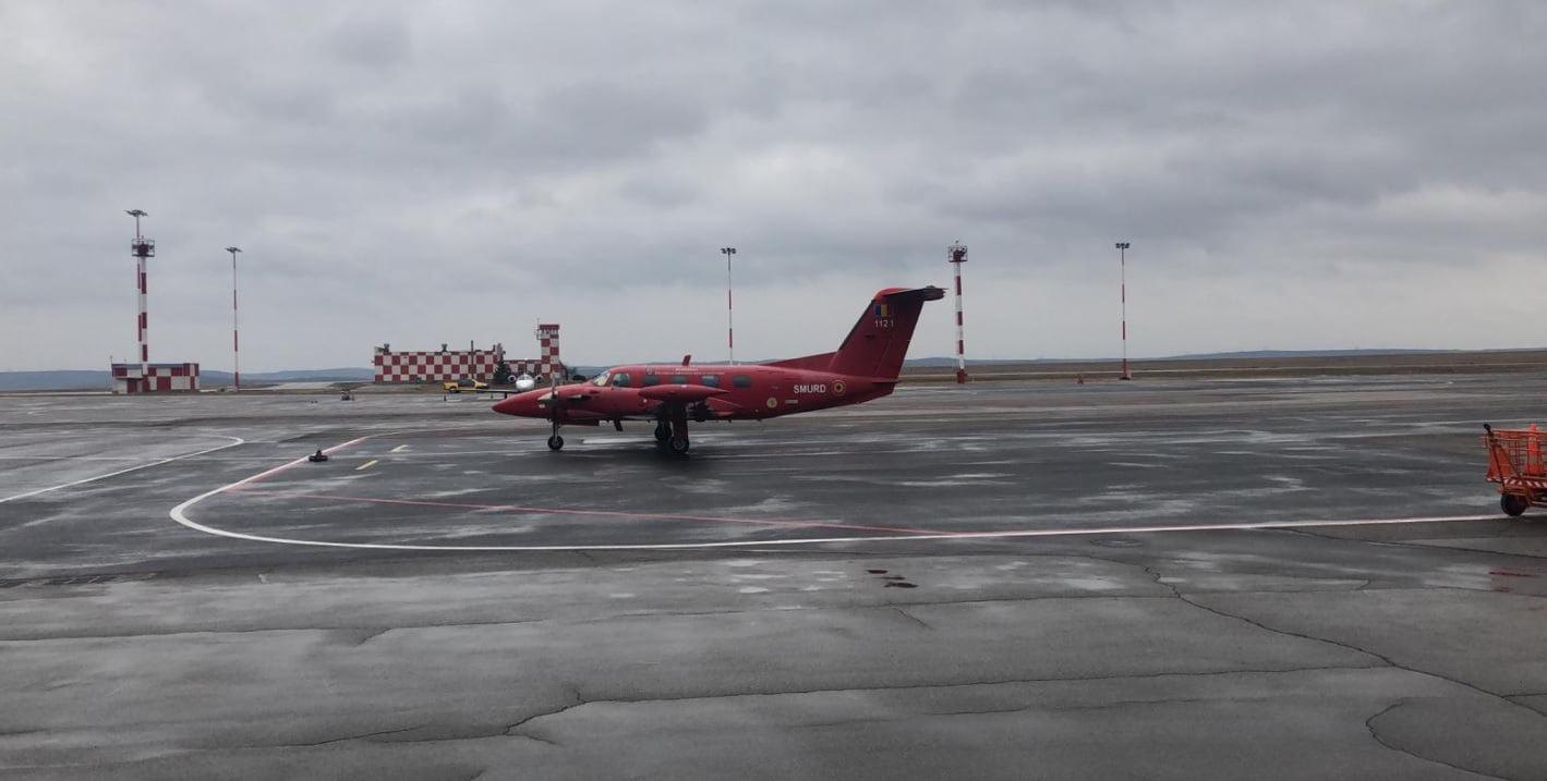 avion smurd
