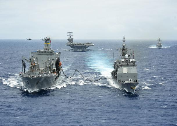 flota oceanul indian