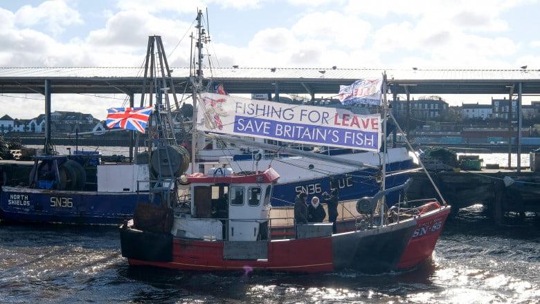pescari marea britanie