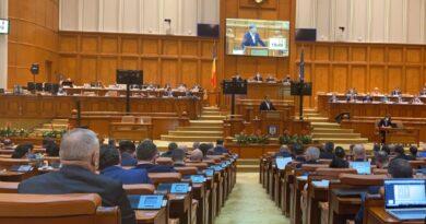 ciolacu parlament