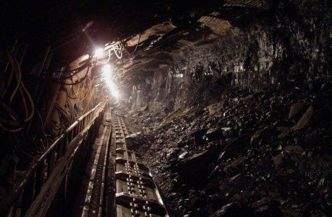 mina minerit carbune