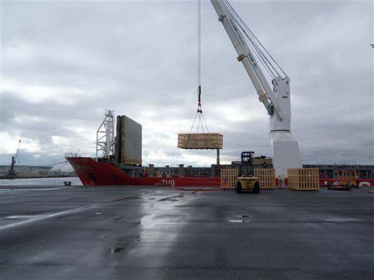nava portul constanta