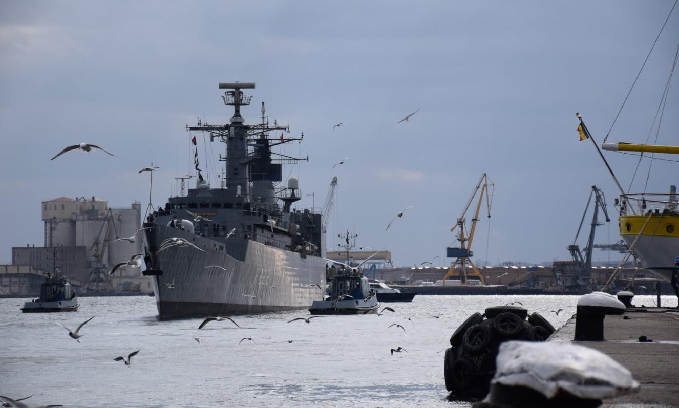 naval fregata regina maria 1