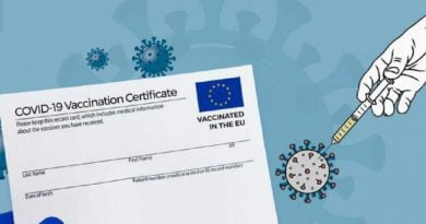 certificat pasaport vaccinare