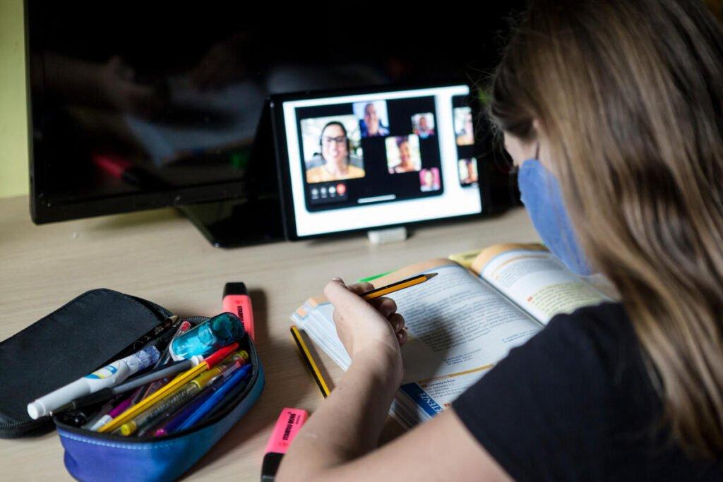 elevi scoala online