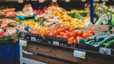 supermarket mancare alimente