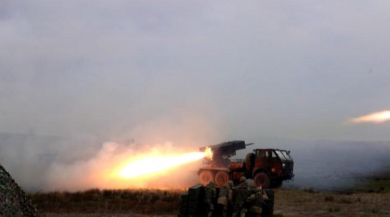 trageri rachete armata