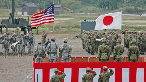 armata japoneza japonia