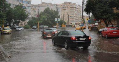 cod portocaliu ploi inundatii constanta