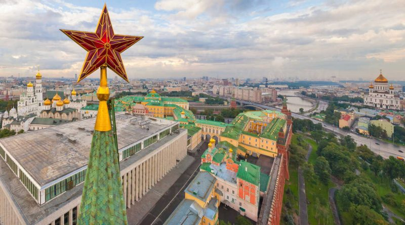 kremlin moscova