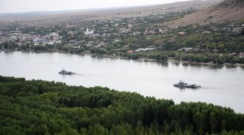 naval fluvial dunare