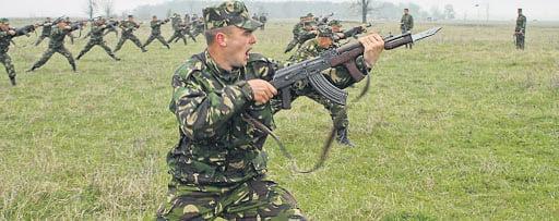 rezervisti militari