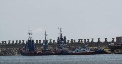 nave pescador port
