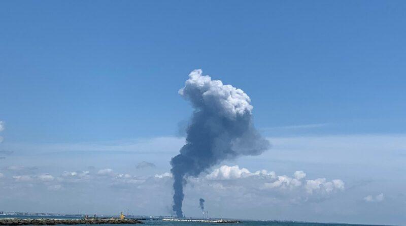 incendiu explozie rompetrol petromidia 2