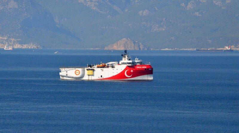 nava turcia