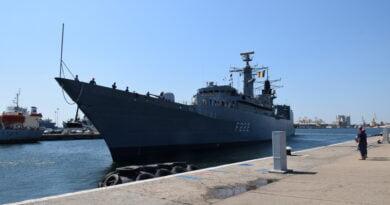 naval fregata regina maria 2