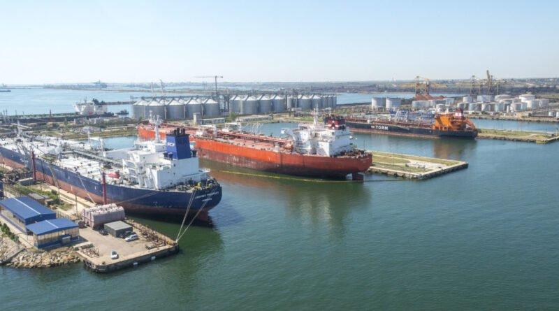 portul constanta navigatie
