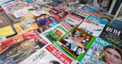 presa ziare china