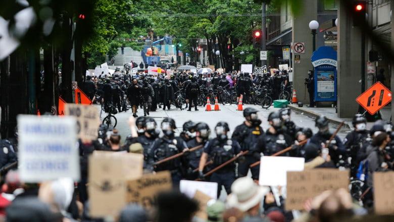 protest rasism sua statele unite