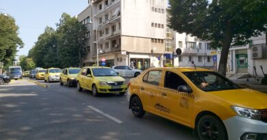 protest taxi 2