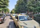 VIDEO Chițac a reușit să DEA FOC Constanței: PROTEST de proporții al taximetriștilor, bulevardele blocate!