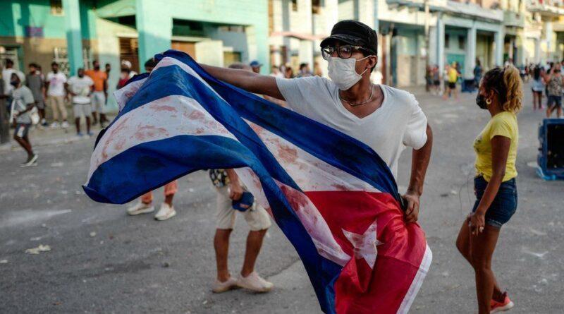 proteste cuba