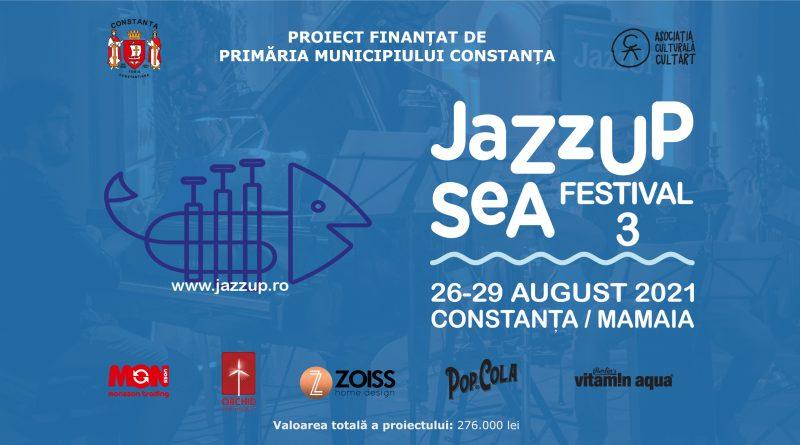 Festivalul JazzUP Sea