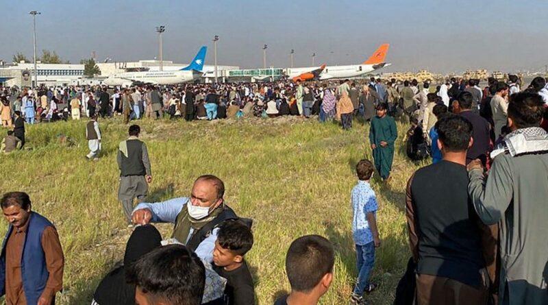 afganistan kabul aeroport