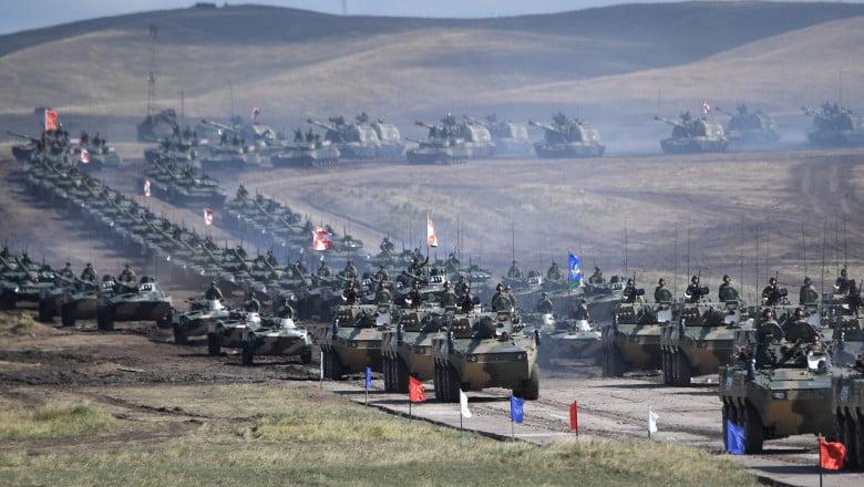 armata rusa china