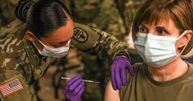 armata sua vaccinare