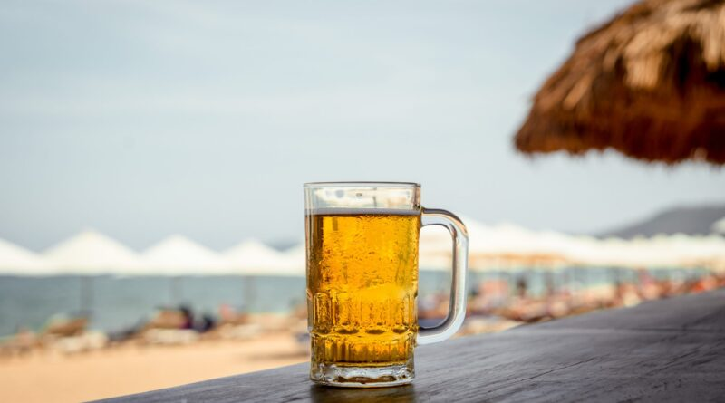 bere plaja litoral